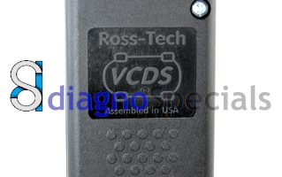 VCDS HEX-NET for VW – AUDI